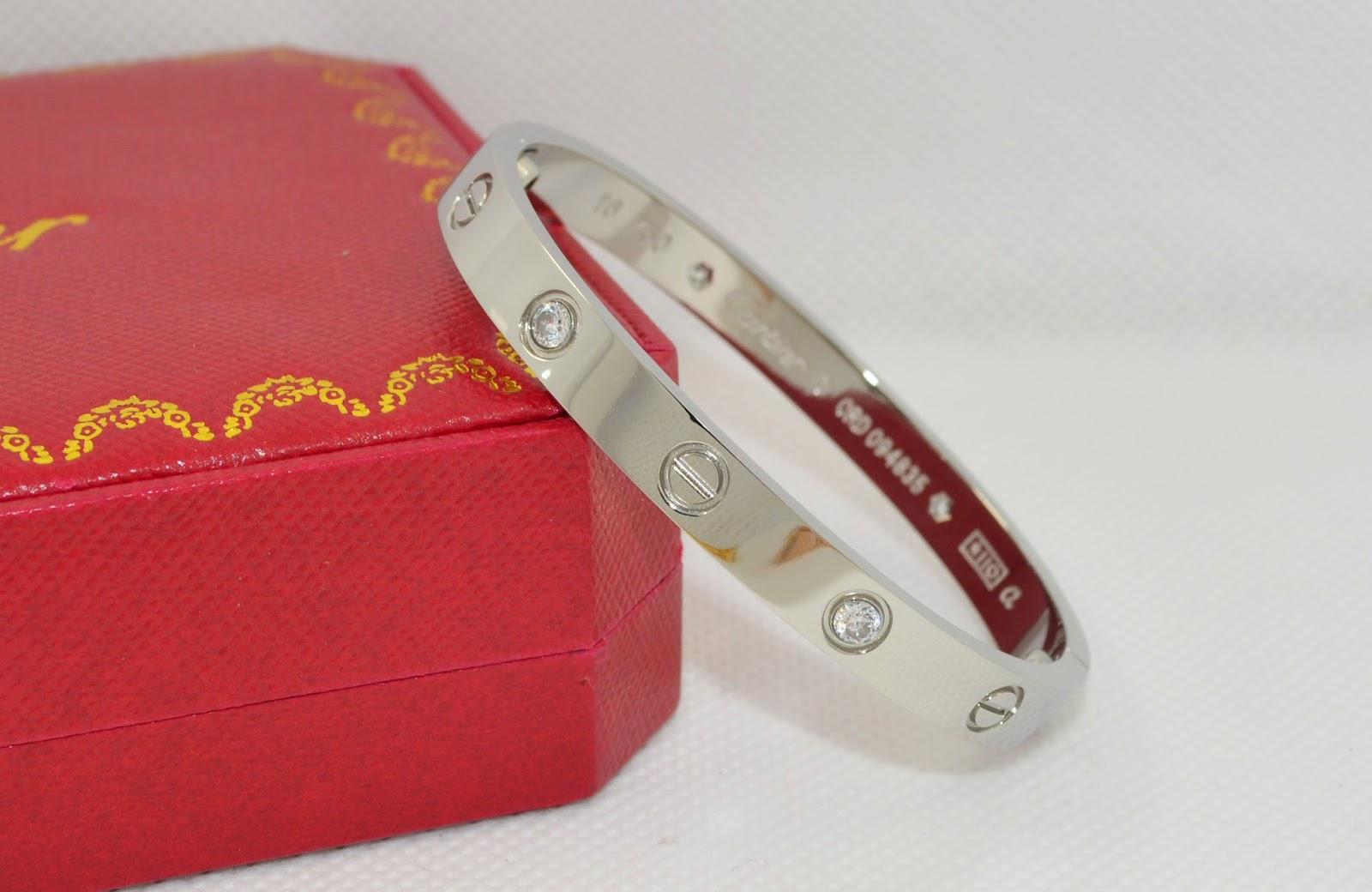 Top Quality Replica Cartier Love Bracelet Cheap Review