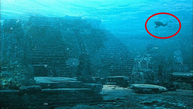 Joyas mar ruinas Japón