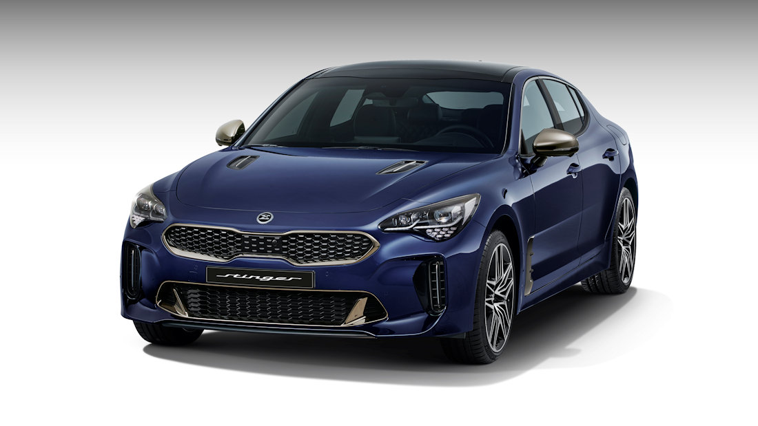The Kia Stinger Gets A New 304 Horsepower Turbocharged Engine For 2021 Carguide Ph Philippine Car News Car Reviews Car Prices