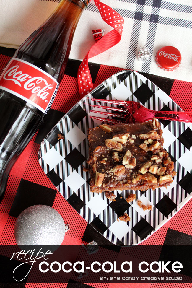 coca cola cake, recipe for coca cola cake, cake recipe using coca cola