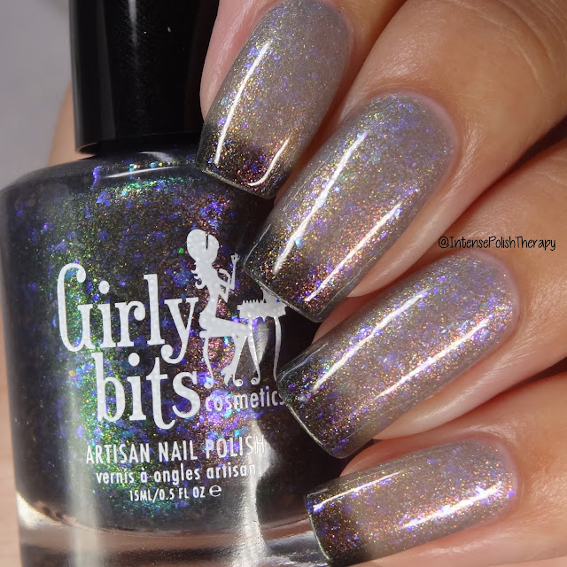 Girly Bits Black Blizzard