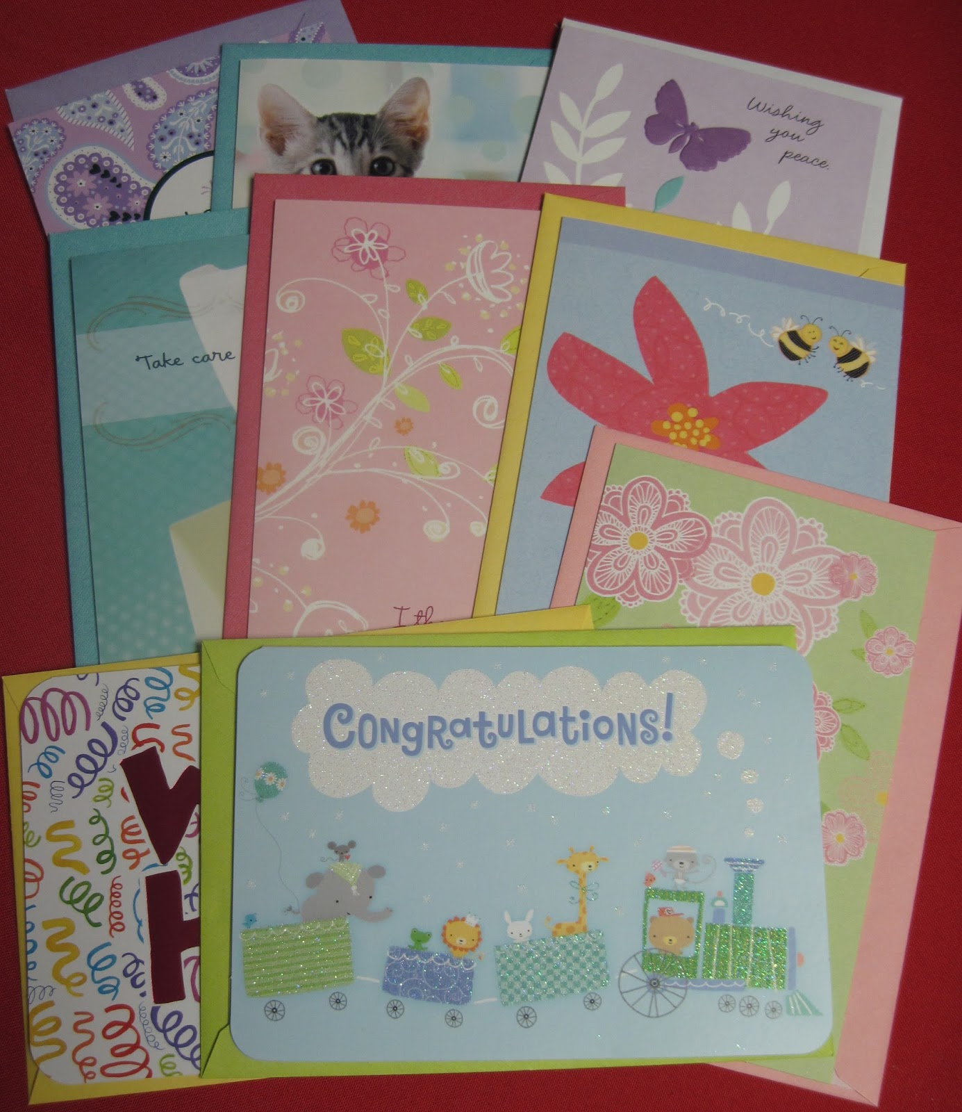 Simply CVS: Free Greeting Cards At CVS