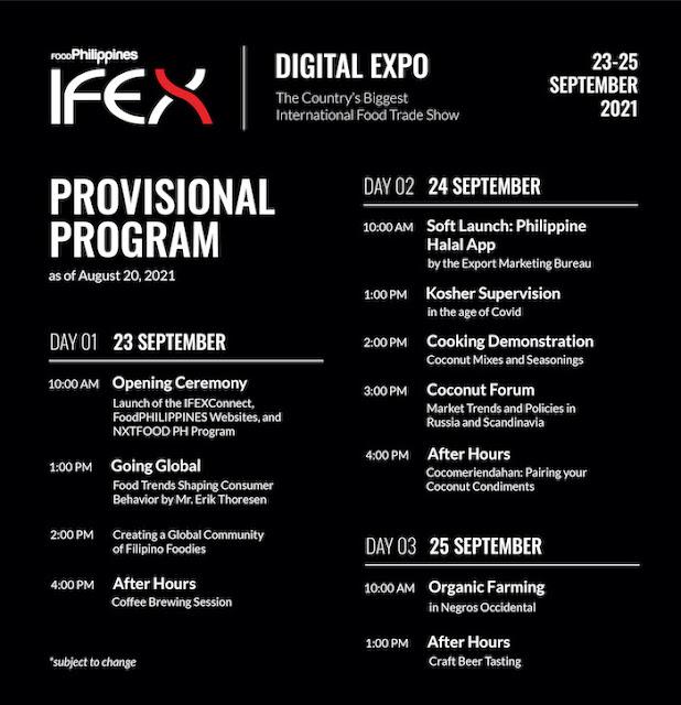 IFEX Digital Expo 2021