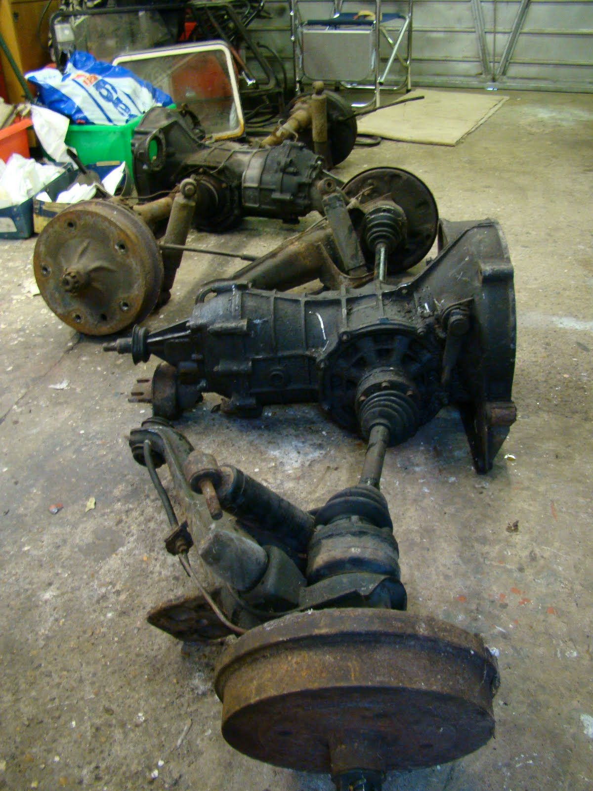 Vw Type 2 Split Screen Gearbox Transmission Parts – Quotes