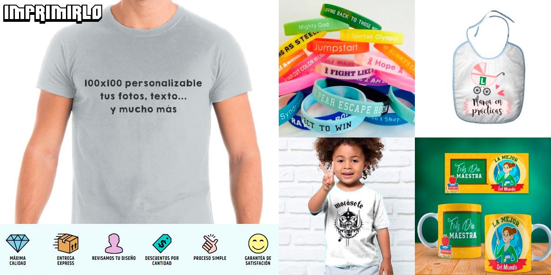 selección premium presentación nueva productos calientes Sólo Pienso En Camisetas: ¿Dónde hago mis camisetas ...