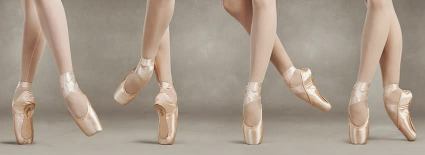 Blog Tanpa Nama: Sepatu Ballet yang Unik