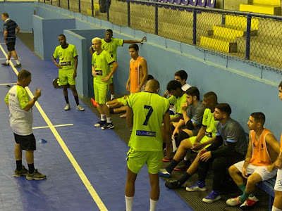 Hebraica Rio volta hoje ao Futsal adulto