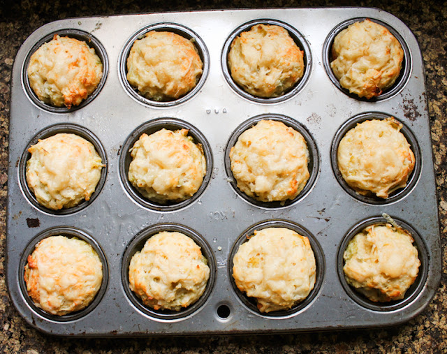 Food Lust People Love: Cheesy artichoke dip mini muffins are made with all of the wonderful ingredients of our favorite hot baked dip: artichokes, of course, along with Parmesan cheese, mayonnaise and green chiles.