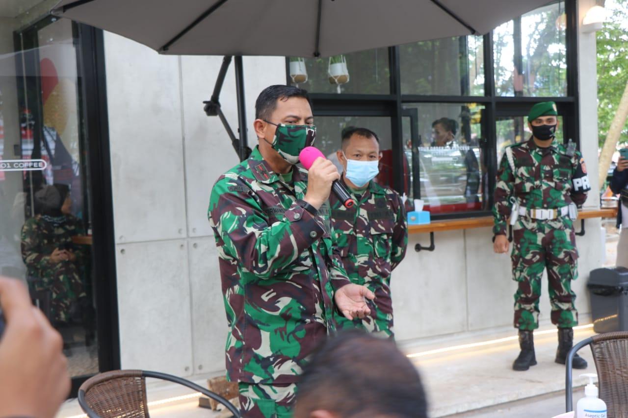 Berhasil Lawan Corona, Anggota TNI Sampaikan Ini kuncinya!