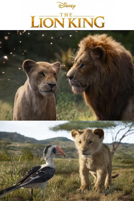 The Lion King Dad Musafa Son Simba