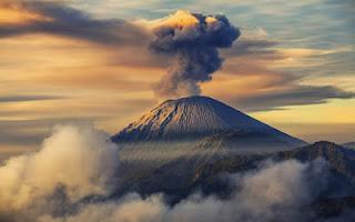 Tempat Wisata Gunung Semeru