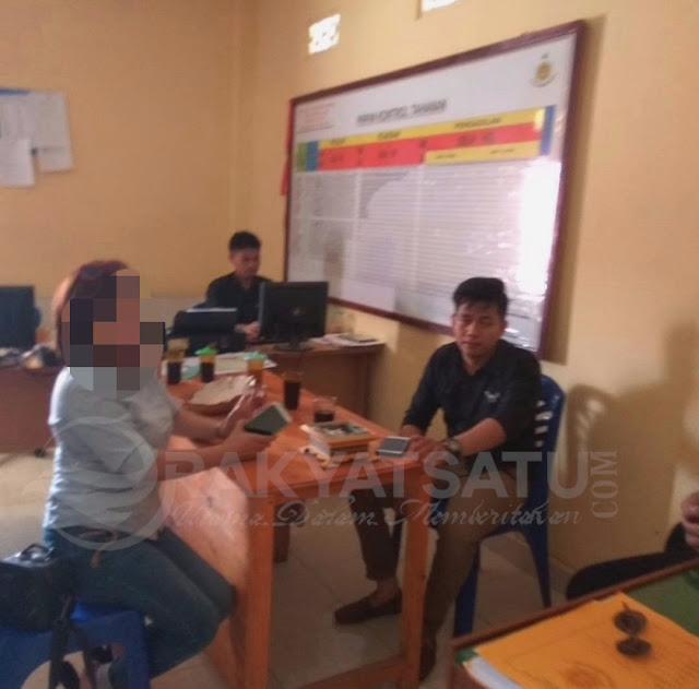 Diancam akan Disebar Foto Bugilnya, Wanita ini Melapor ke Polres Tana Toraja