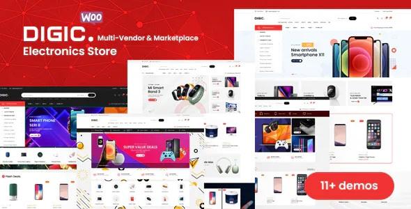 Best Electronics Store WooCommerce Theme