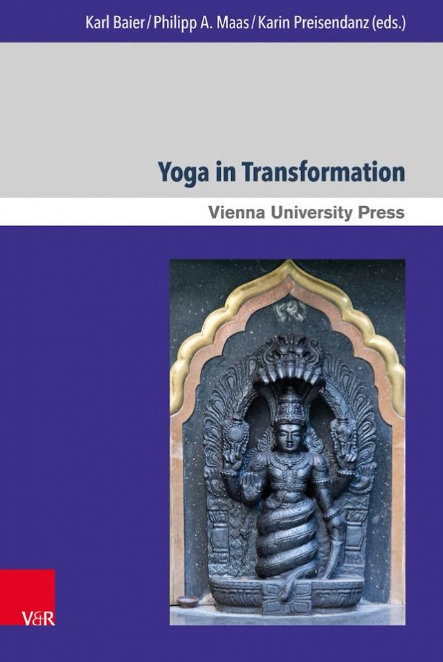 Yoga in Transformation: The Vienna Volume