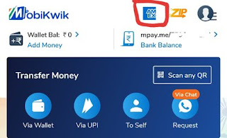 Mobikwik Blue American Express Credit Card
