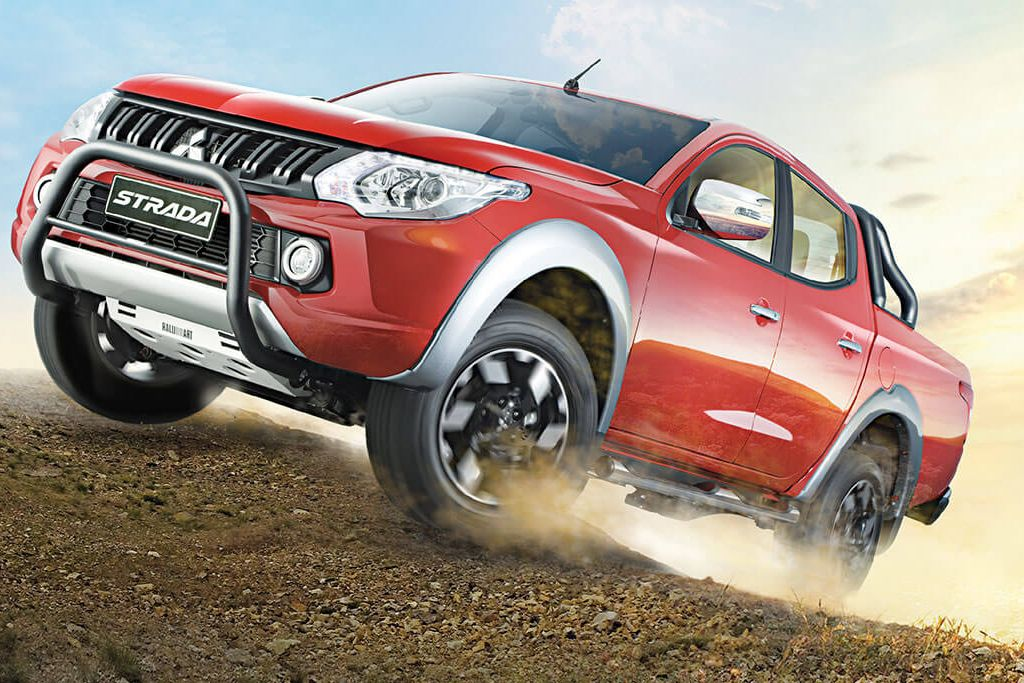 Mitsubishi Philippines Gives MIVEC Power to Strada (w/ Brochure