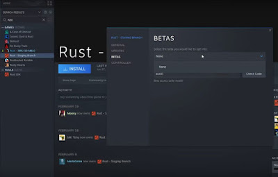 Rust HDRP Backport: How to Get Started Public Beta?