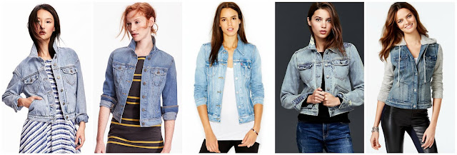 Denim Boyfriend Trucker Jacket • $29 (reg $45) Denim Jacket for Women • $32 (reg $37) Levi's® Boyfriend Trucker Jacket, Sunshine Indigo Wash • Levi's • $54.99 (reg $70) 1969 Embroidered Icon Jacket • Gap • $64.99 (reg $80) Knit-Sleeve Hooded Mid Indigo Wash Denim Jacket, Only at Macy's • INC International Concepts • $69.99 (reg $100)