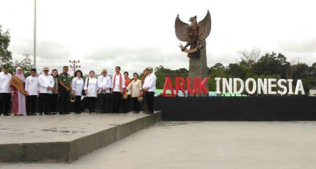 Jokowi: Harga BBM Naik Dikit Demo, yang Korupsi Gede-gede itu yang Didemo