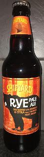 Rye Pale Ale (Shipyard)