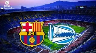 Барселона - Алавес смотреть онлайн бесплатно 21 декабря 2019 прямая трансляция в 18:00 МСК.