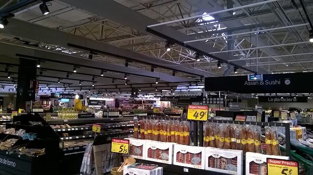 Магазин Carrefour Херес де ла Фронтера Испания