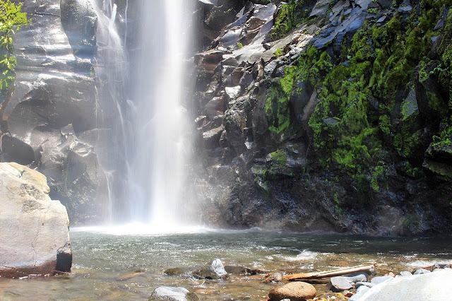the pool of ambon falls