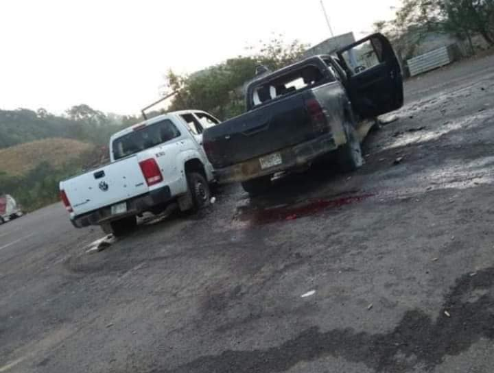 """CJNG ejecuta tras enfrentamiento en Michoacán a Rubén Cuevas """"El Pasito Perrón"""", uno de los contadores de Carteles Unidos"""