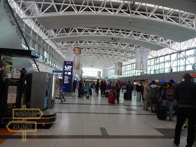 Aeroporto Ezeiza Buenos Aires
