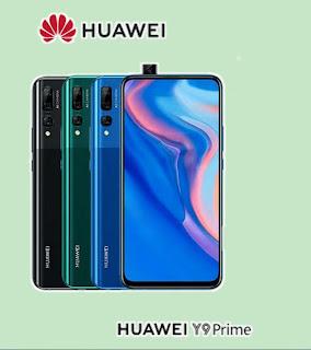 Huawei Y9 Prime price in pakistan