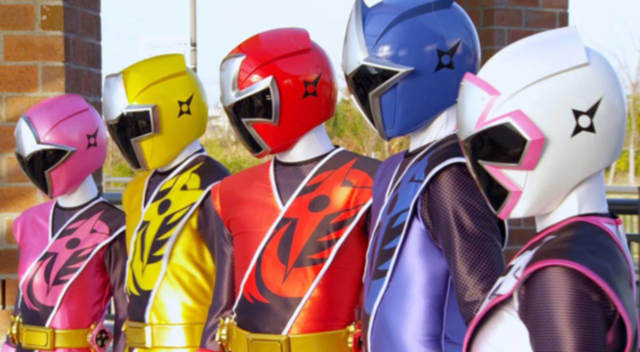 [The GONG Awards] - Parte 1 - Otaku[Final],Nerd e Geek - Votação Power-rangers-ninja-steel-223207-1280x0