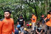 Tim SAR Bergerak Ke Patahan Jurang Sanjaya Gn. Lompobattang