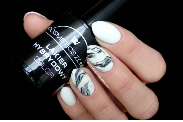 Marble Nails, Sharm Effect
