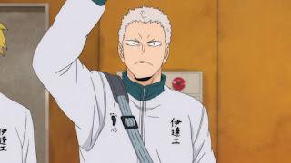 "Hellominju.com : ハイキュー!! アニメ 第4期 6話 昂揚 (烏野vs伊達工)   Haikyuu!! Season4 Ep.6 Haikyuu!! ""Enhancements""    Hello Anime !"