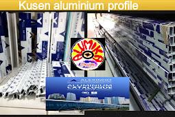 PROMO TERBARU Kusen aluminium pintu dan jendela