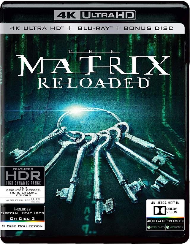 The Matrix Reloaded 2003 x264 720p Esub BluRay Dual Audio English Hindi GOPI SAHI