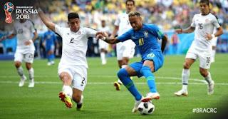 Gol Neymar Beri Makan 10.000 Anak di Amerika Latin dan Karibia