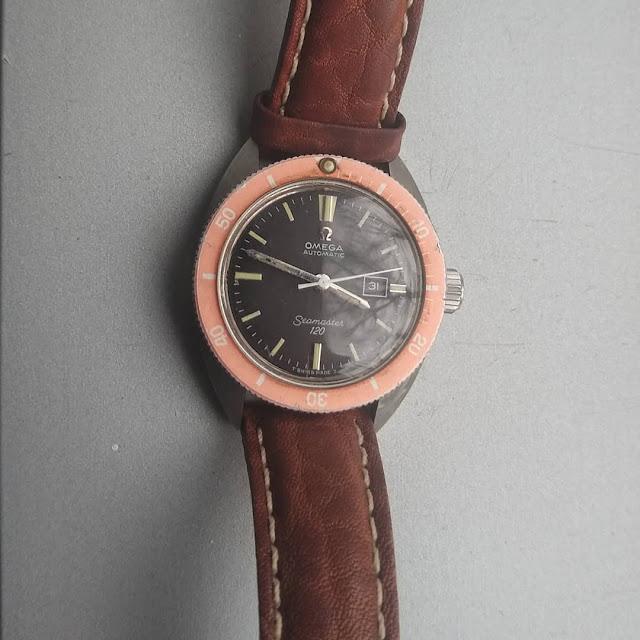 Vintage women's Omega Seamaster 120