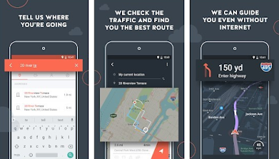 Aplikasi GPS Offline 2