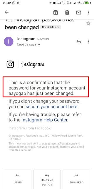 Cara Mengetahui Siapa yang Hack Instagram