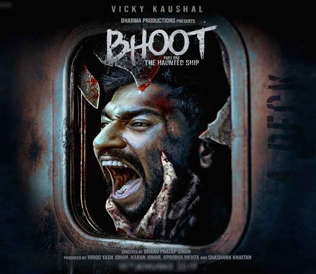 Bhoot – Part One: The Haunted Ship | bollywood new upcoming horror fim | horror film franchise |