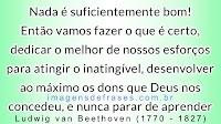 Famosas Frases de Beethoven