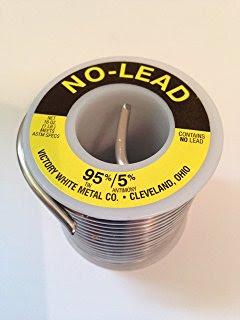 95/5, Wire Solder