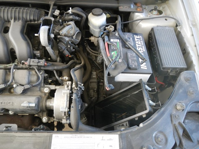 7 3 Engine Wiring Harness >> Making Things Work: Changing spark plugs on our 2005 Ford Freestyle