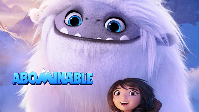 Un amigo abominable (2019) Web-DL 720p Latino-Ingles