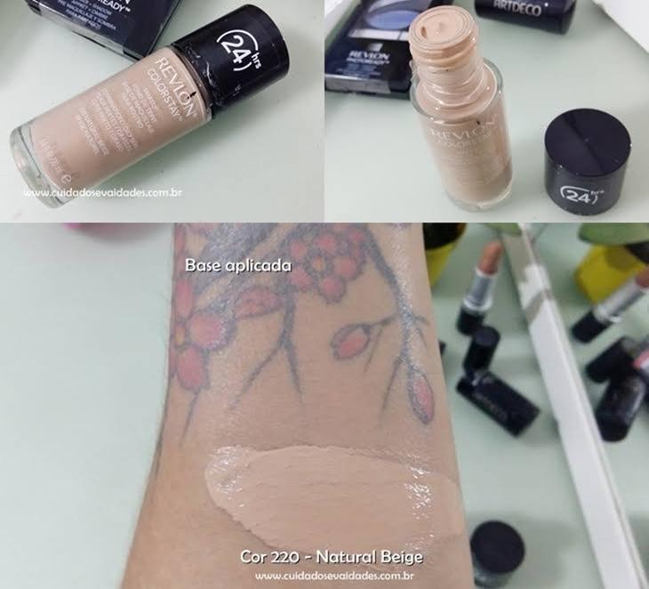 Revlon Base Liquida Colorstay Cor 220