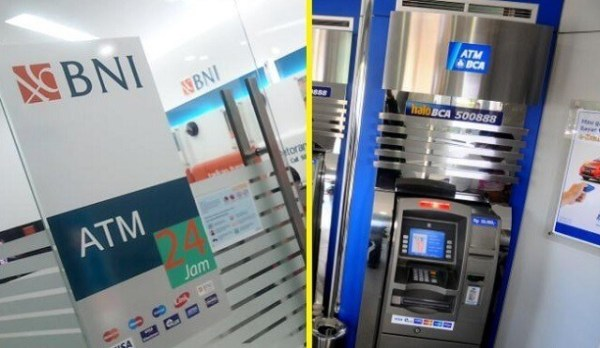 ATM Setoran Tunai BNI Palembang