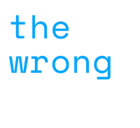 https://thewrong.org/