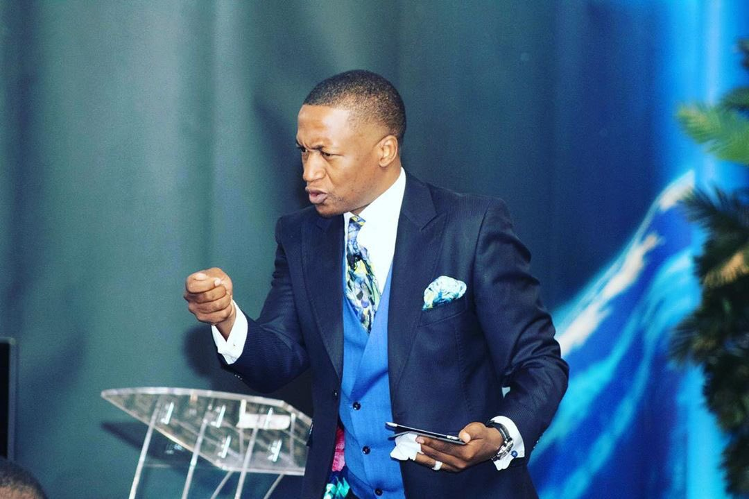 Uebert Angel Does It AGAIN ... Pays Fees For Entire School – For Whole Year – 1026 Students
