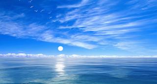 Kenapa Air Laut Berwarna Biru? Ini Jawabannya...